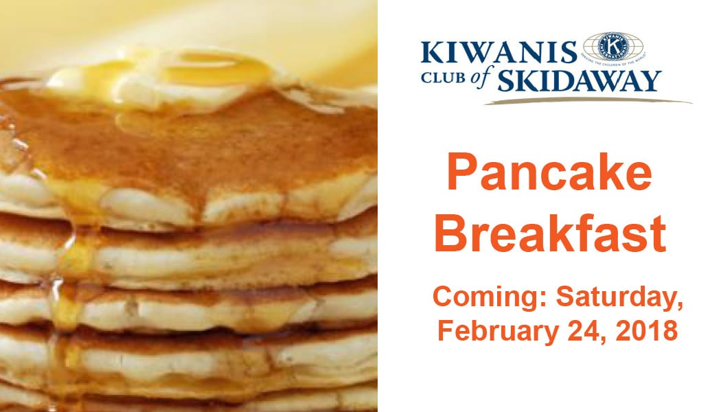 Pancake Breakfast 2018