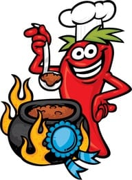 Come Join Us for Our Annual Chili Cookoff, November 7th at Landings Harbor Marina