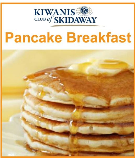 Join us for the Pancake Breakfast!